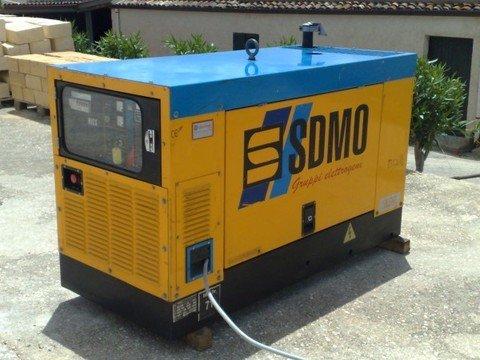 GRUPPO  ELETTROGENO - SICILIA - TRAPANI - ALCAMO SDMO SGK76044/D5