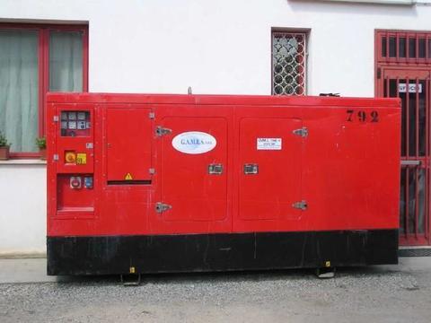 GRUPPO ELETTROGENO - SICILIA - TRAPANI - ALCAMO HIMOINSA HIW - 200 T5 INS