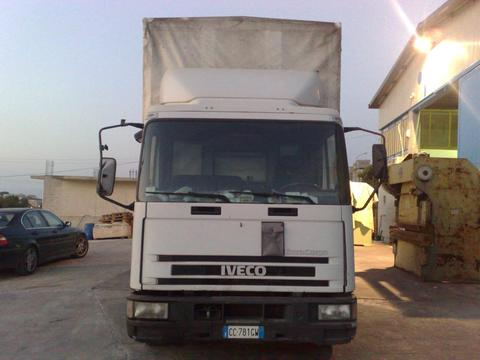 EUROCARGO 75 - 15 IVECO  ML75E15R CTG N2