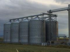 IMPIANTI DI STOCCAGGIO IN LAMIERA   silos lamiera