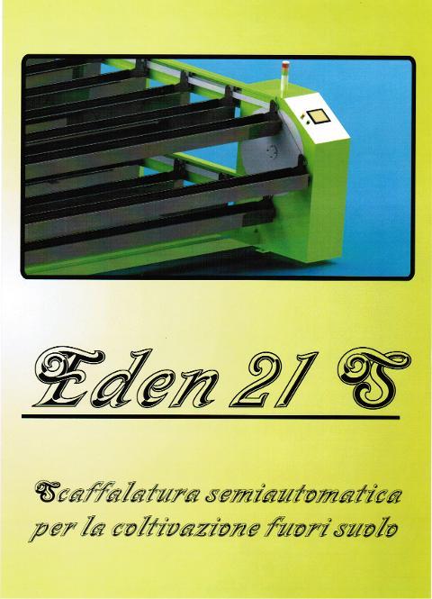 macchinari per serra EDEN