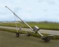 Coclea Carrellata Bialbero ad inclinazione variabile con tramoggia cm 100x100
