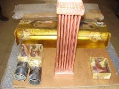 Radiatore olio Massey Ferguson  M.F