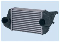 Intercooler FIAT STILO 1.9 JTD multijet