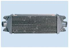 Intercooler IVECO  NEw DAILY IV SERIE 2.8 D/TD