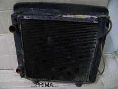 Costruzione Radiatore Acqua CARRARO PERKINS 118