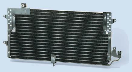 Condensatore/ Climatizzatore VW PASSAT III SERIE 1.9 D/TD