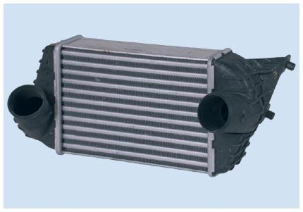 Intercooler FIAT STILO 1.9 JTD