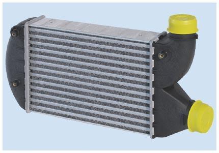 Intercooler FIAT BRAVO/A 1.9 JTD-MAREA