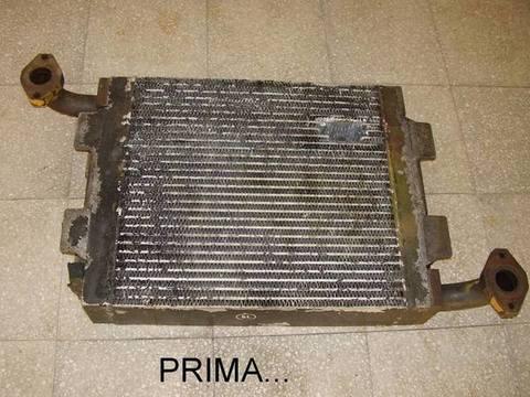 Costruzione Radiatore olio FIAT FE 18/40