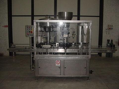 Riparazione e Manutenzione Macchine Imbottigliatrici