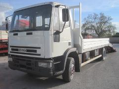 Iveco Eurocargo 130E18 PIANALE CON RAMPE  Diesel