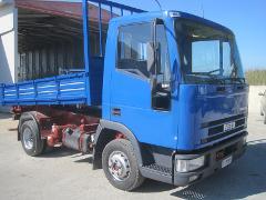 Iveco Eurocargo 65E14 RIBALTABILE TRILATERALE  Diesel