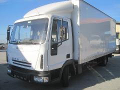 Iveco Eurocargo 75E15 FURGONE E SPONDA  Diesel