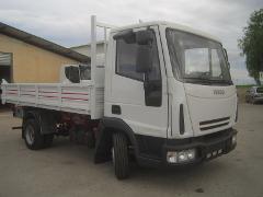 Iveco Eurocargo 60E15 CASSONE RIBALTABILE TRILATERALE Diesel