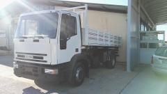 Iveco Eurocargo 150E18 CASSONE RIBALTABILE TRILATERALE Diesel