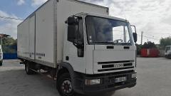 Iveco Eurocargo 120E18 FURGONE E SPONDA  Diesel