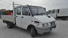 Iveco Daily 35-10 DOPPIA CABINA CASSONE FISSO  Diesel