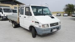 Iveco Daily 35-8 DOPPIA CABINA CASSONE FISSO  Diesel