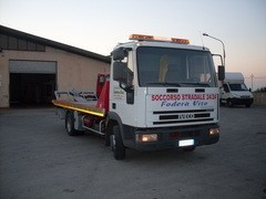 Iveco Eurocargo 80E18 SOCCORSO STRADALE Diesel