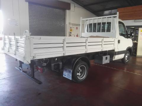Iveco Daily 35C12 CASSONE RIBALTABILE TRILATERALE Diesel