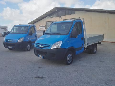 Iveco Daily 35C10 CASSONE FISSO Diesel