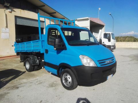 Iveco Daily 35C10 CASSONE RIBALTABILE TRILATERALE Diesel