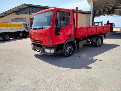 Iveco Eurocargo  75E15 CASSONE RIBALTABILE TRILATERALE  Diesel