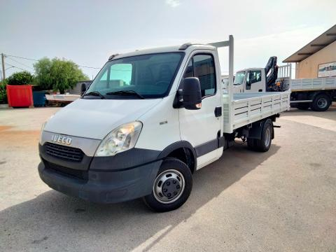 Iveco Daily 35C15 CASSONE RIBALTABILE TRILATERALE Diesel