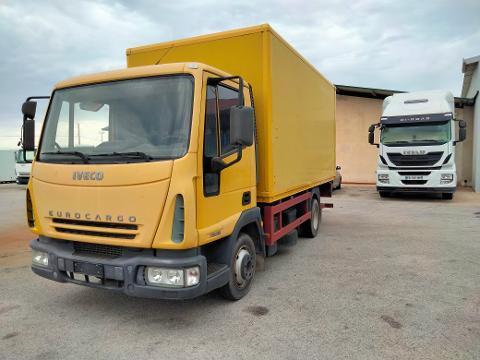 Iveco Eurocargo 75E15 P FURGONE E SPONDA - - IN ARRIVO - - Diesel