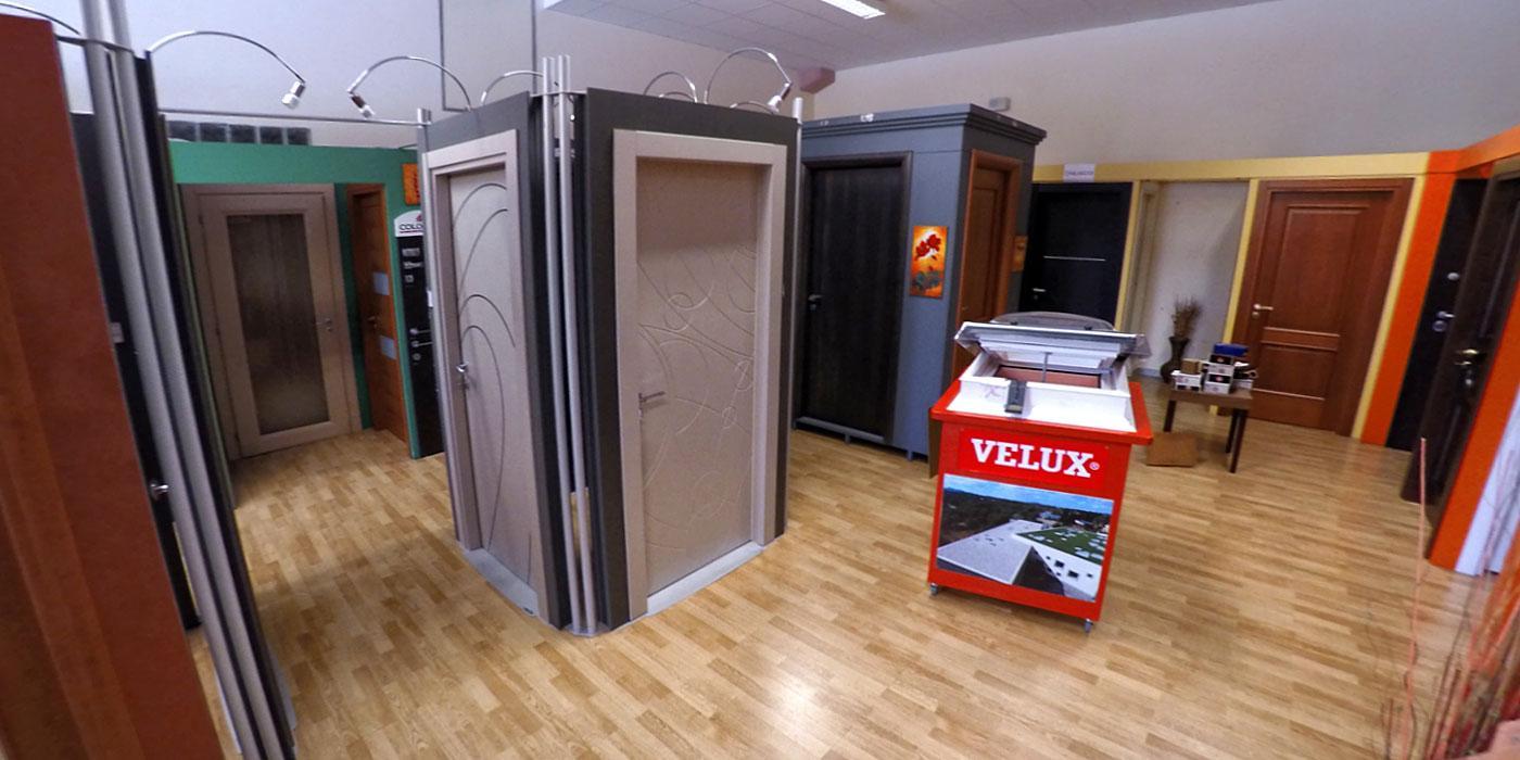 Eurolegno di romano l c s a s produzione di porte for Listino finestre velux 2017