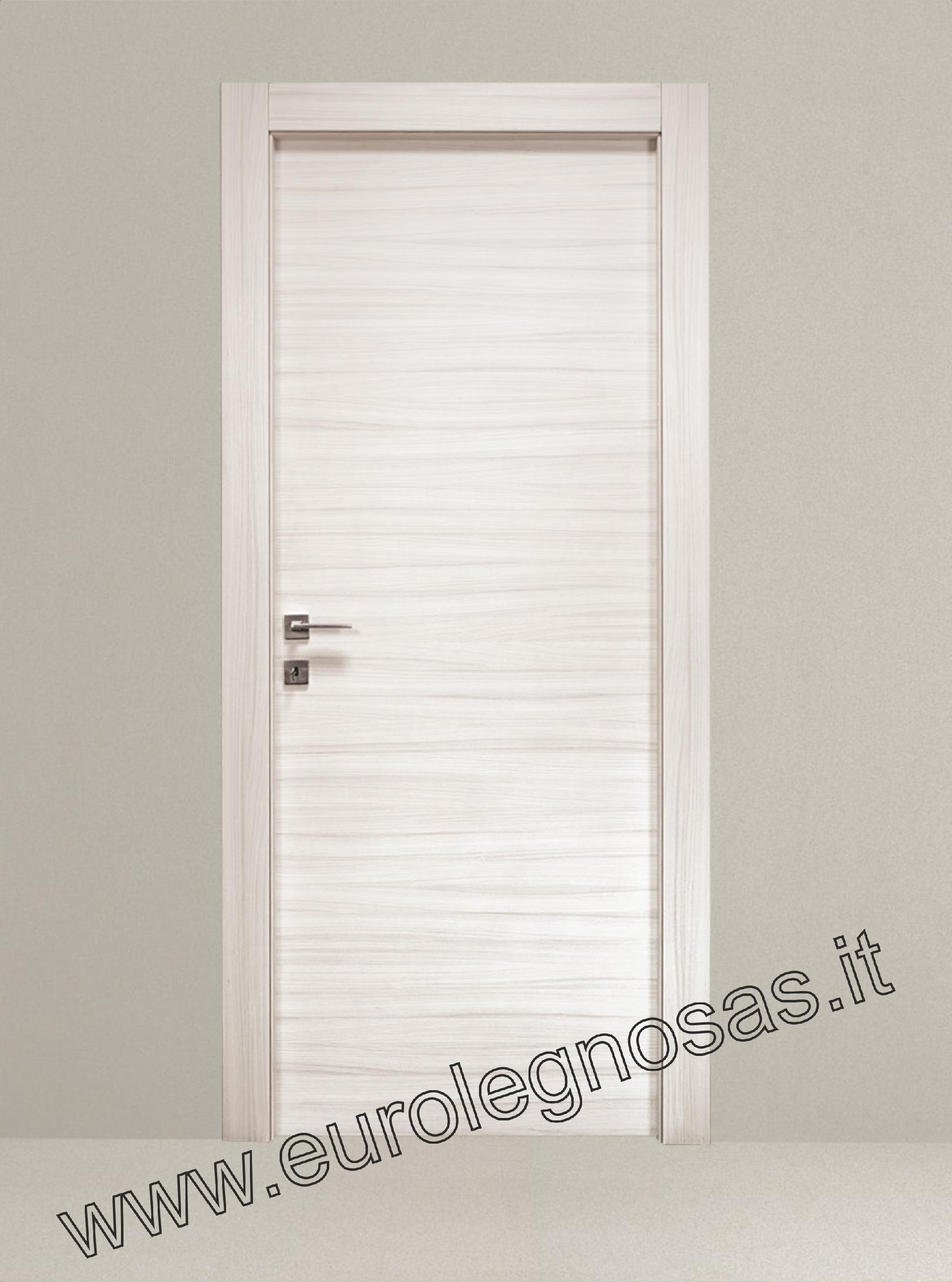 Porta collezione essenziale con cerniere scomparsa e for Listino finestre velux 2017