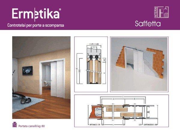 Ermetika controtelai per porte e finestre scorrevoli a catania e in sicilia ermetika - Ermetika porte blindate ...