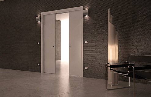 Controtelai per porte e finestre scorrevoli ermetika a for Ermetika porte blindate