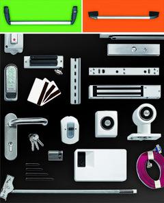 Accessori per porte Tagliafuoco o REI 120 NINZ  TWIST - SLASH -EM