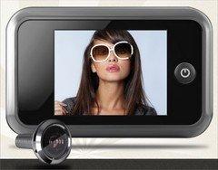 Visore Digitale o occhiolo magico digitale per porte blindate. TROPEX WISO.51.XX