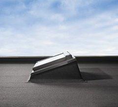 ECX 0000TF Raccordo per tetti piani con guaina VELUX  ECX 0000TF