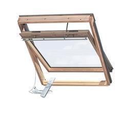 OFFERTA Finestra INTEGRA in legno standard bassoemissiva con apertura a bilico e rivest. Alluminio VELUX  INTEGRA ELETTRICA GGL 307321