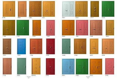 Pannelli pantografati per porte blindate per esterno for Porte blindate alias modello steel