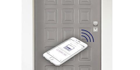 Gardesa T 300 APP 900x2100 - La porta che si apre con il tuo smartphone Gardesa T 300 APP