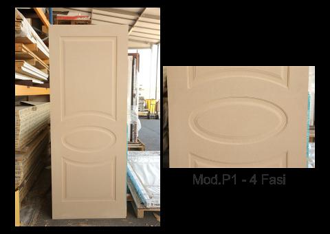 Pannelli porta pantografati per falegnameria Porte Eurolegno Pantografate