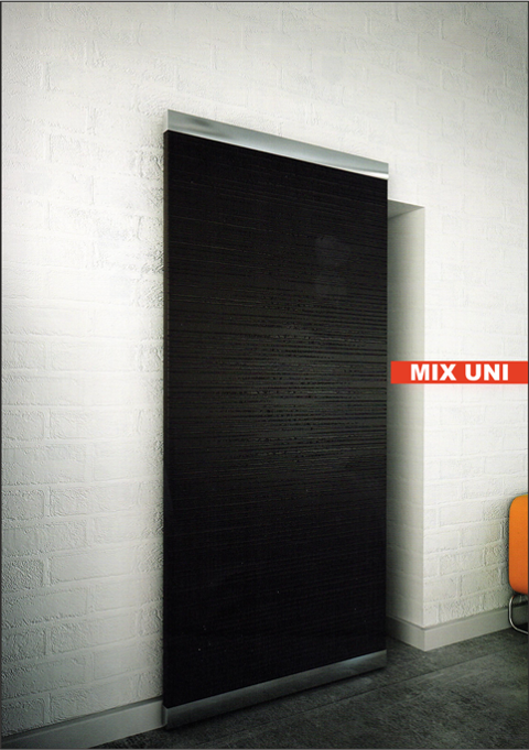 SISTEMA INVISIBILE MAGIC 2 MIX UNI - UP - DOWN 1100 PER PORTE SCORREVOLI H STANDARD TERNO SCORREVOLI MAGIC 2 MIX UNI - UP - DOWN 1100