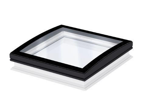 CFP Finestra per tetti piani fissa con vetrata standard basso emissiva VELUX CFP 0073
