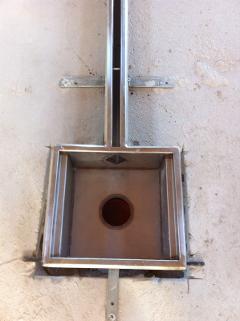 Sistemi di scarico e drenaggio