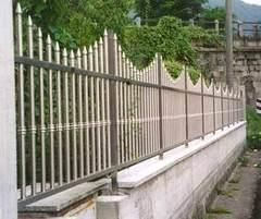Ringhiere e recinzioni in acciaio inox