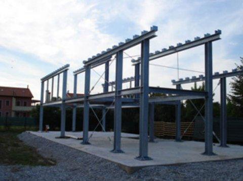 Fotovoltaico-strutture di supporto, strutture impianti, fisse e orientabili