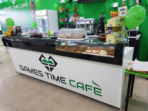 GAMES TIME CAFE'- FRANCHISING - Siracusa