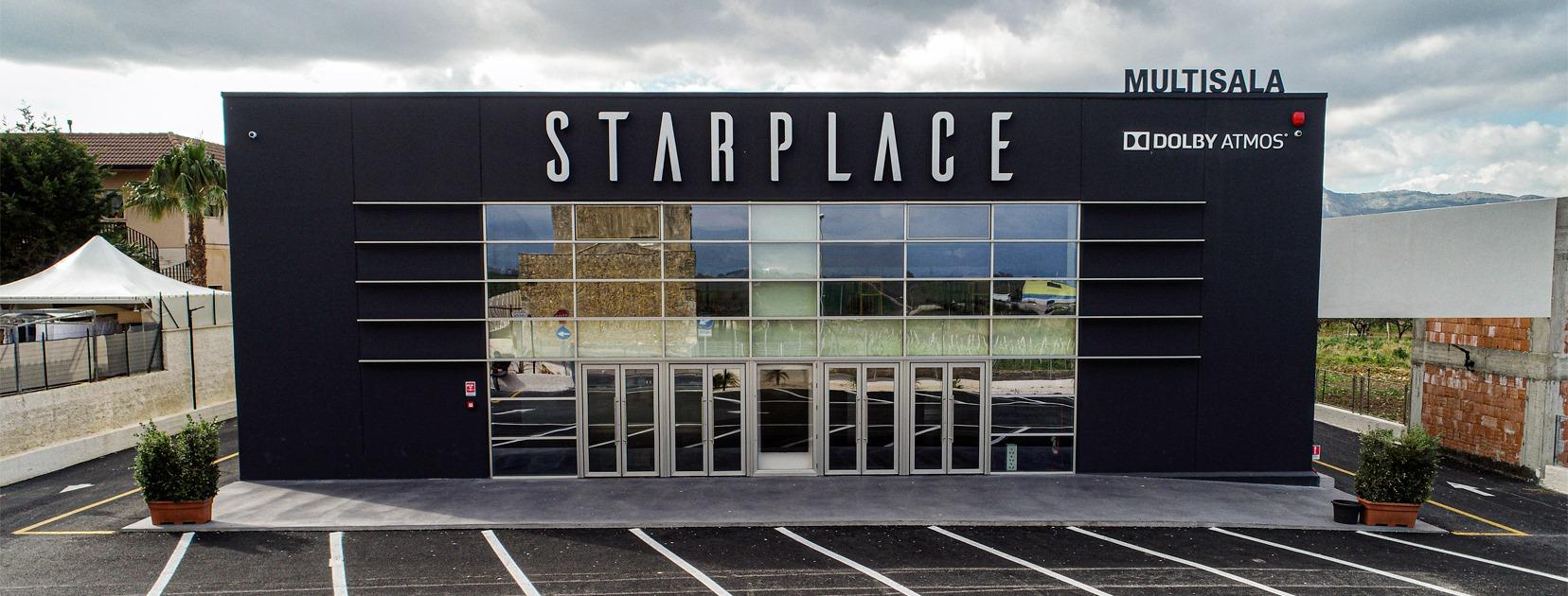 STARPLACE - CINEMA ESPERIA - Alcamo