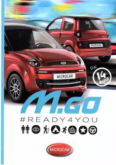 Microcar MGO DYNAMIC PLUS Diesel