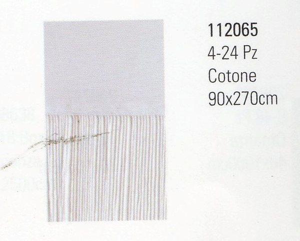 Tenda Fili Di Cotone Cm. 90 X 270 Charleston